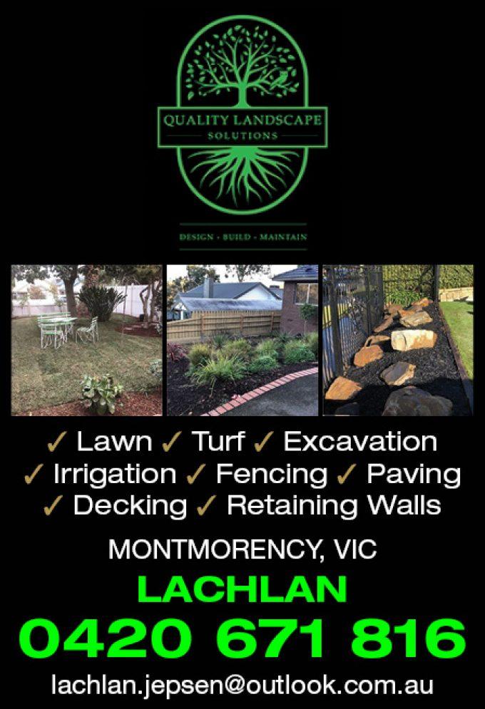 Quality Landscape Solutions