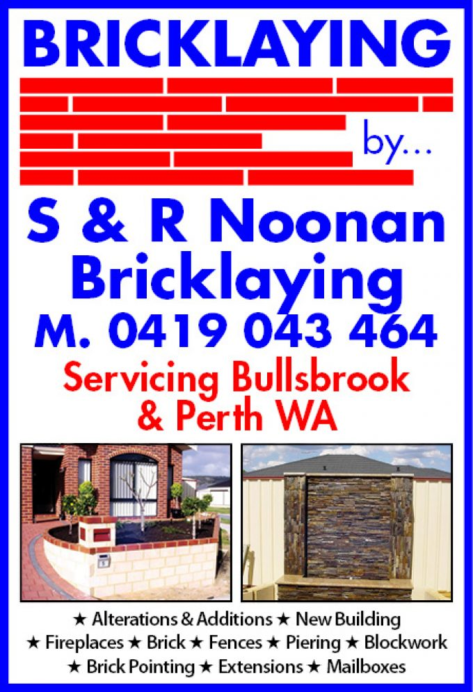 S&R Noonan Bricklaying