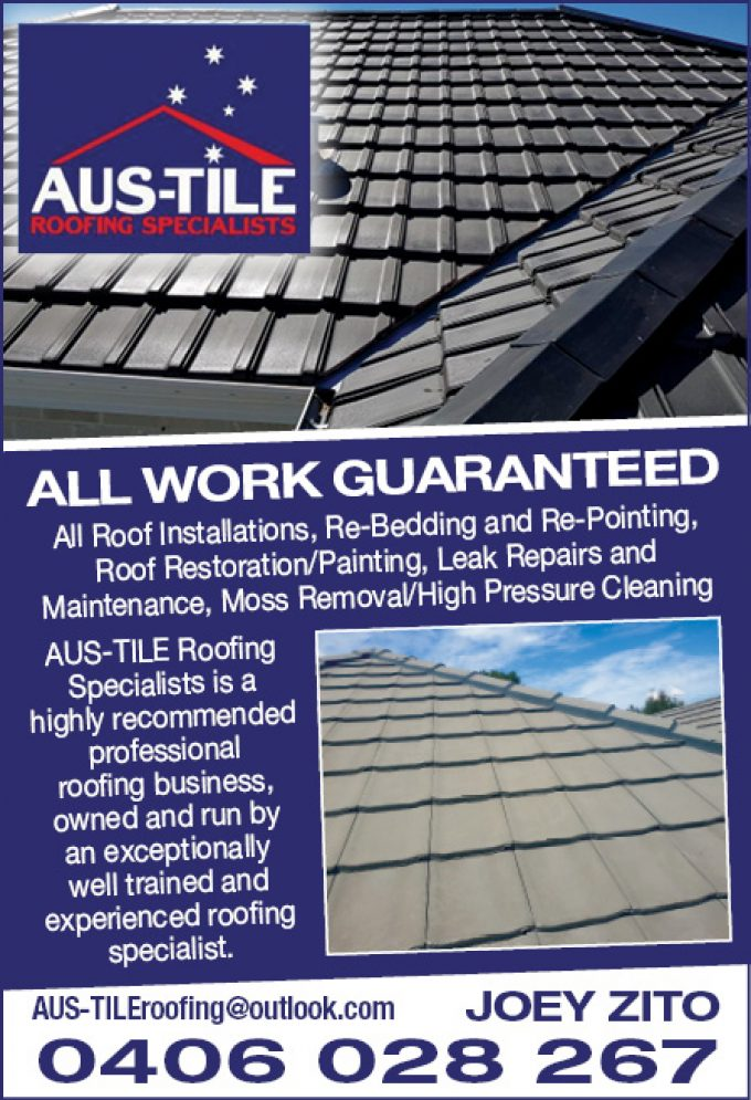 Aus-Tile Roofing Specialists