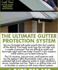 Gutter Guard Western Australia