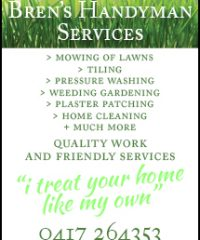 Bren's Handyman Services