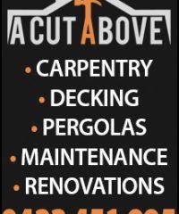 Cut Above Construction