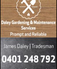Daley Gardening & Maintenance