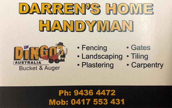 Darren's Home Handyman