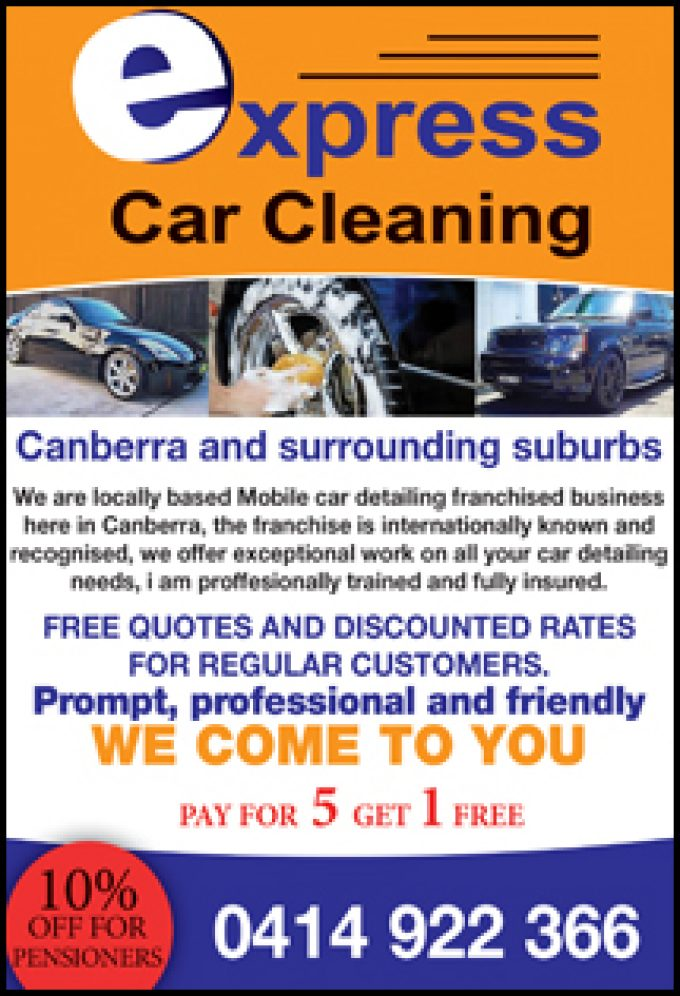 Express Car Cleaning