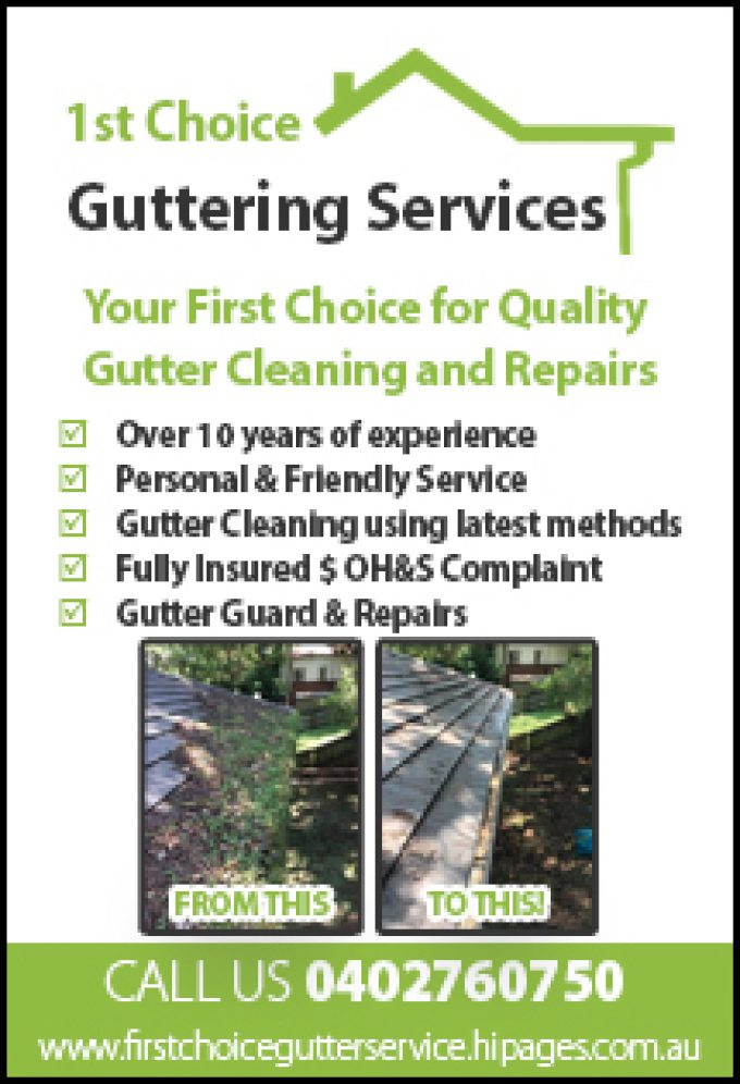First Choice Gutter Service