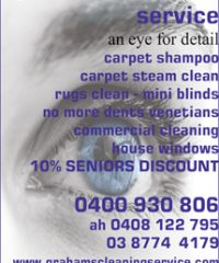 Graham's Cleaning Service