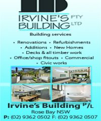 Irvines Building
