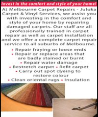 Juluka Carpet & Vinyl Services