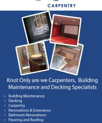 knot only carpentry