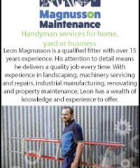 Magnusson Maintenance