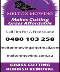 Melton Mowing