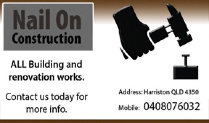 Nail on Construction