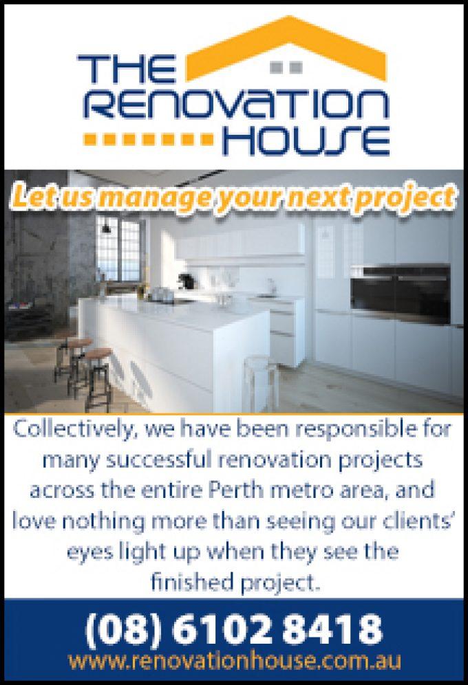 The Renovation House