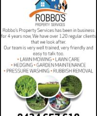 Robbo's Property Services