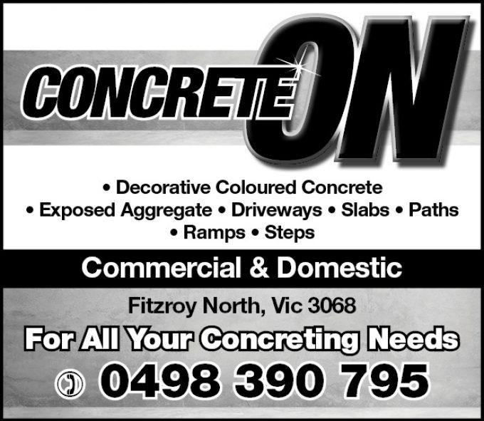 Concrete On