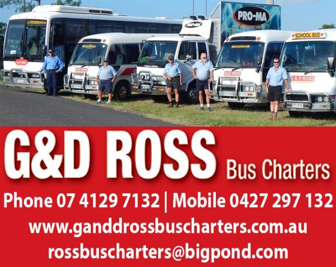 G & D Ross Bus Charters