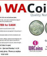 WA Coins