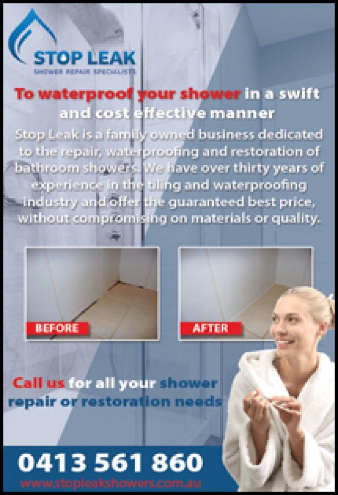 Stop Leak Pty Ltd