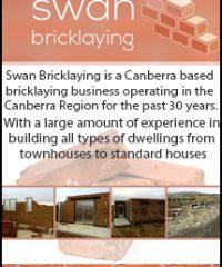 Swan Bricklaying