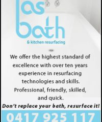 TAS Bath & Kitchen Resurfacing