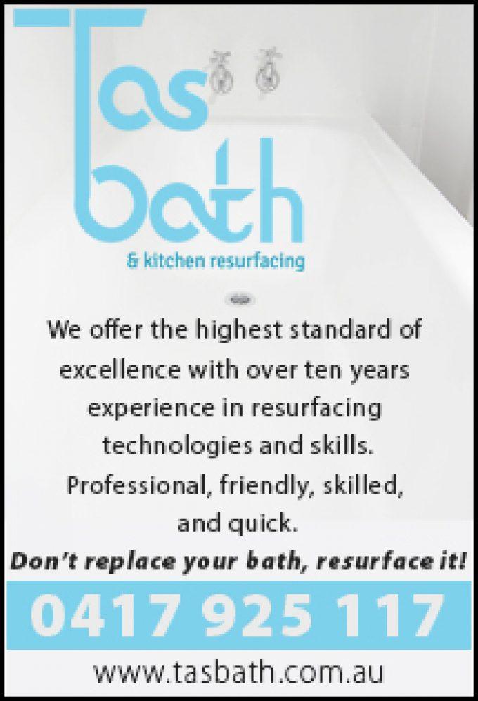TAS Bath & Kitchen Resurfacing