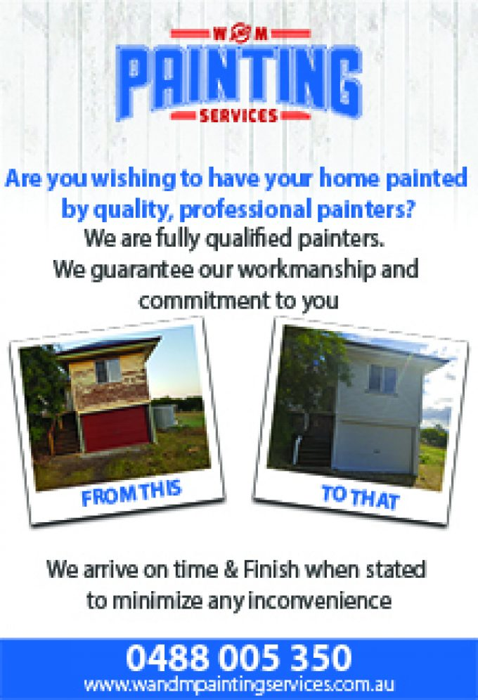 W and M Painting Services